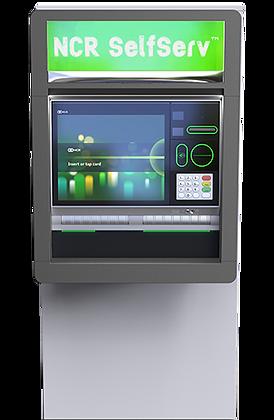 NCR SelfServ 84 Drive-Up ATM/ITM