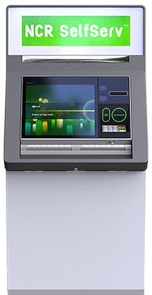 NCR SelfServ 82 Freestanding Interior ATM/ITM