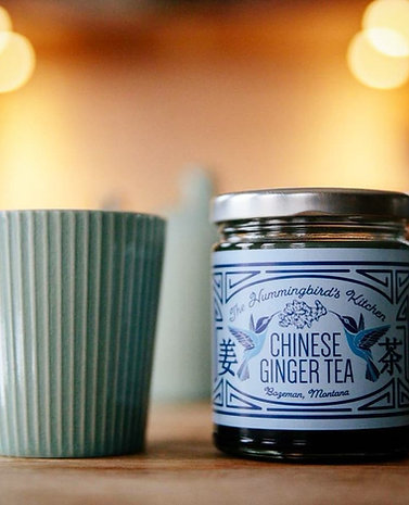 Chinese Ginger Tea Concentrate