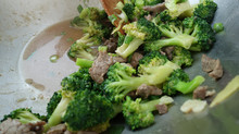 Easy Stir-Fry Broccoli with Beef