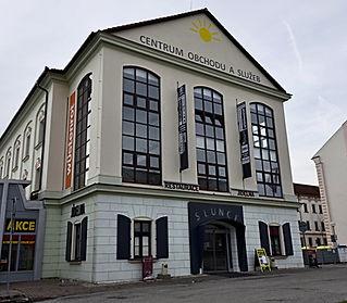 Centrum obchodu a sluzeb Slunce Tabor