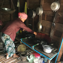Biogas for cooking in Cambodia