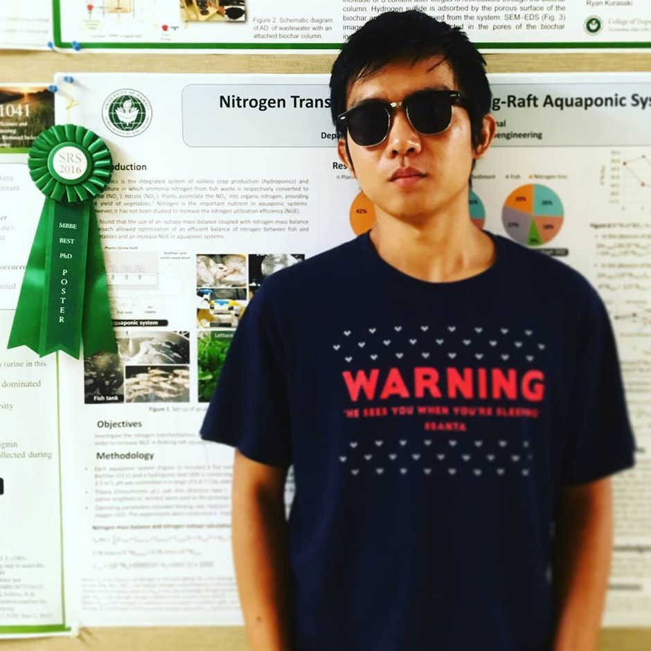 Sumeth Wongkiew from Dr. Khanal's Lab joined a faculty position at Chulalongkorn University