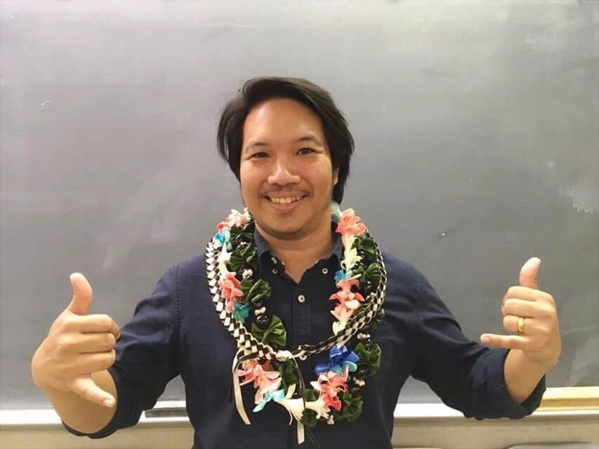Chayanon Sawatdeenarunat from Dr. Khanal's lab joined a faculty position at Chiang Mai Universit