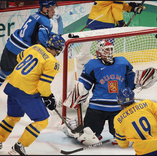 Sweden - Finland, Winter Olympics, Vancouver, Canada