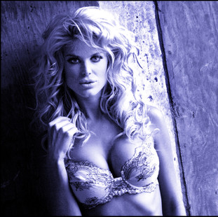 Victoria Silvstedt - London