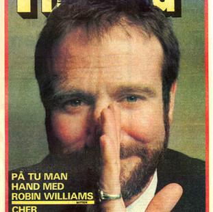 Robin Williams - New York.