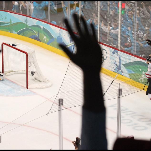 Sidney Crosby - Winter Olympics, Vancouver, Canada