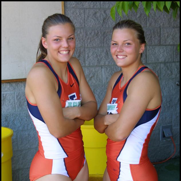 Kallur sisters - Eugene, OR