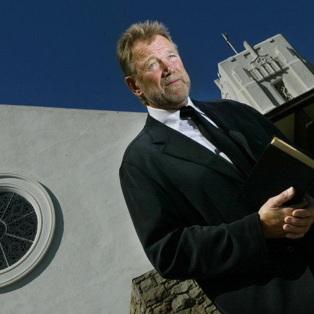 Bo Svenson - Kill Bill 2, Los Angeles.