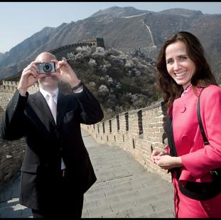 Fredrik Reinfeldt - The Great Wall