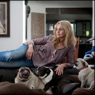 Izabella Scorupco - Los Angeles