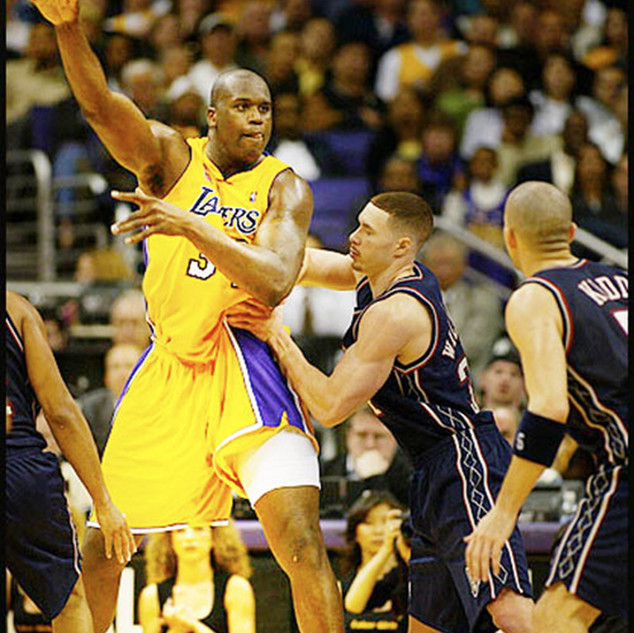 Shaquille O'Neal - Los Angeles