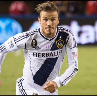 David Beckham - Los Angeles