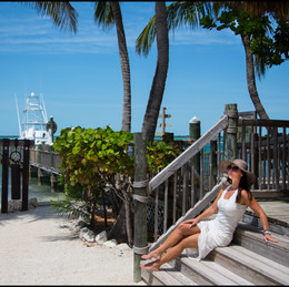 Lena - Little Palm Island, FL