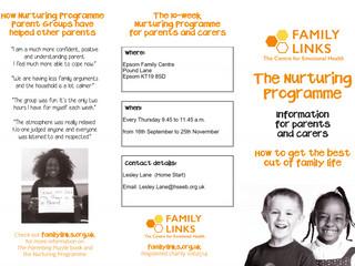 10 Week Parenting Programme