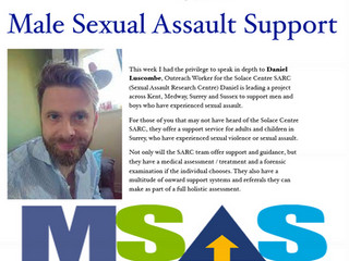 Male Sexual Assault Support