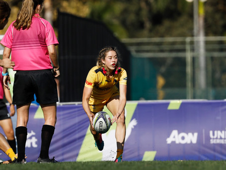 AON Uni 7's Player Profile: Stephanie Rutherford Bond University