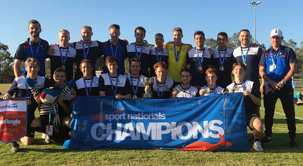 University of Wollongong Nationals Champions