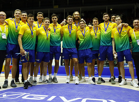 Emerging Boomers bounce to bronze in basketball