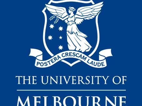 Melbourne University recognised at Australian Pride in Sport Awards: Sport Australia