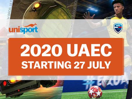 2020 UniSport Australia Esports Championships