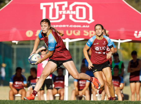UQ beat UTS to take out round one of AON Uni 7's