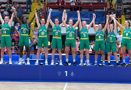 Back-to-back gold for Emerging Opals