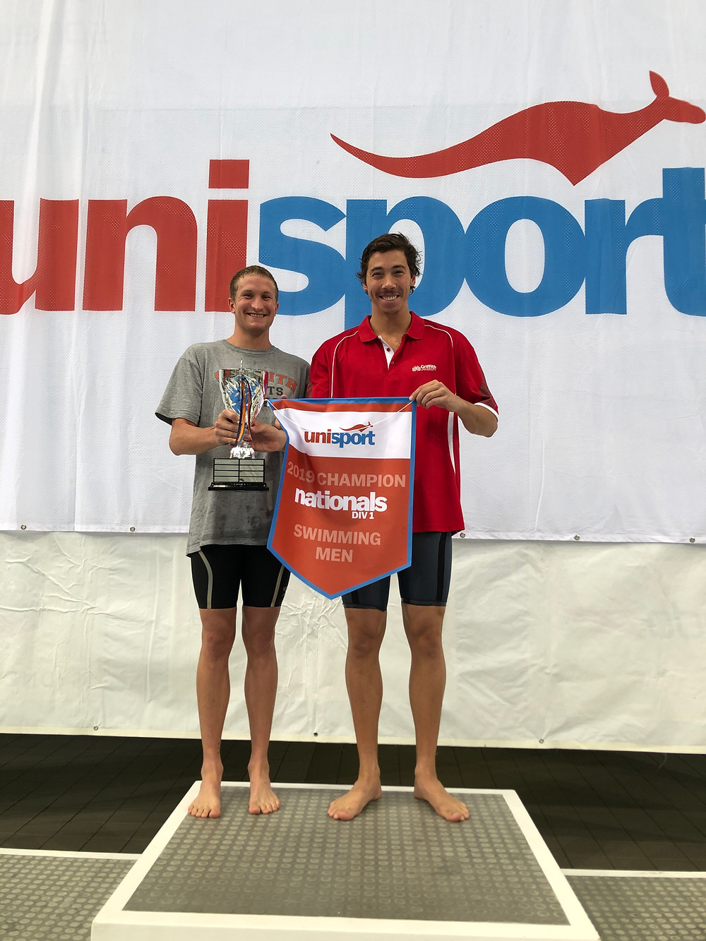 Griffith And Bond Dominate UniSport Nationals In Colossal