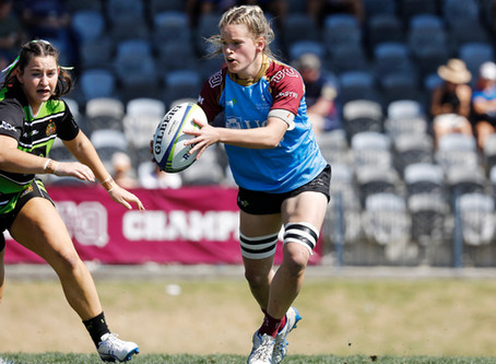 AON Uni 7's Player Profile: Katie Muscat University of Queensland