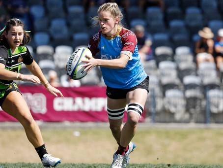 AON Uni 7's Player Profile: Katie Muscat University of Queensland
