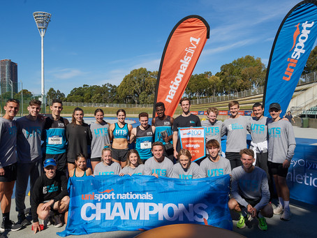 UTS and Sydney University crowned champions on home soil at Nationals Athletics