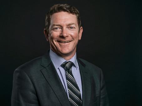 UniSport Australia Board Chair, David Schmude steps down