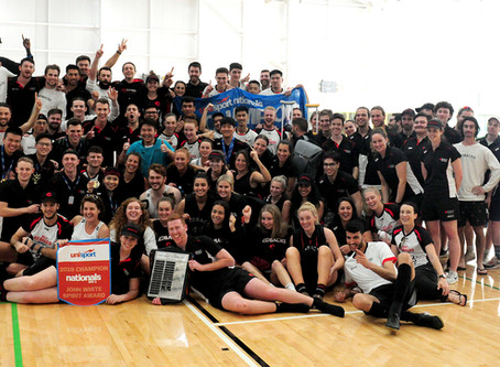 RMIT take out spirit award for second year running