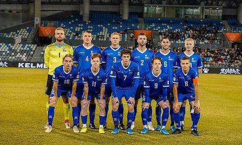 Uni of Wollongong Men's Football team.jp
