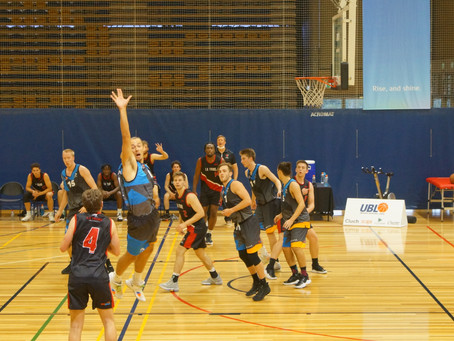The inaugural University Basketball League 2021 starts with a thriller in Round One