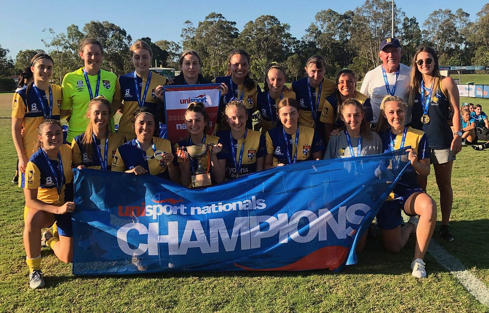 University of Sydney Nationals Champions