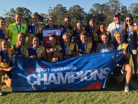 Nationals champions represent Australia on the international stage