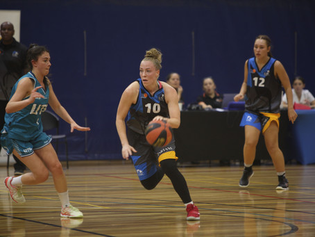 Dutch National Francis Donders leads USC Spartans for a shot at the inaugural UBL finals
