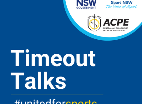 ACPE launches industry Timeout Talks