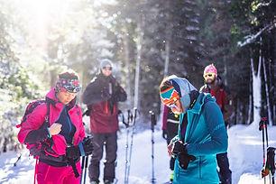 Tento program je možné absolvovať pešo alebo na pásoch. Podľa toho a taktiež snehových podmienok bude vybrané miesto stretávky a miesto tréningu s lavínovým výstrojom.    ČO SA NA KURZE DOZVIETE: - Plánovanie túry a čítanie lavínovej informácie - Bezpečný pohyb v teréne - Obsluha a používanie lavínových prístrojov - Správne používanie lavínovej sondy a sondovanie - Testy stability snehovej pokrývky - Záchrana v lavíne - kamarátska pomoc   Odporúčaná výstroj a výzbroj pre skialpinizmus (vrátane lavínovej výstroje: lavínový vyhľadávač, lopata, sonda). Lavínový vyhľadávač, lopatu a sondu: je ,možné zapožičať. Zapožičanie je potrebné nahlásiť vopred!  V prípade, že sa pridá ďalšia osoba: 3.os - 200 € 4.os - 220 € 5.os. - 240 € 6.os - 260 €  V prípade, že máte záujem o individuálny kurz, neváhajte nás kontaktovať.