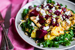 Bleu Cheese Beet Salad