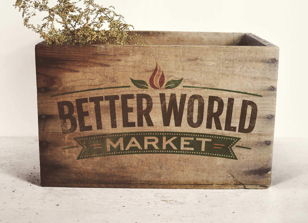 Zullo Agency in Princeton NJ shares their pro bono designs for Better World Market