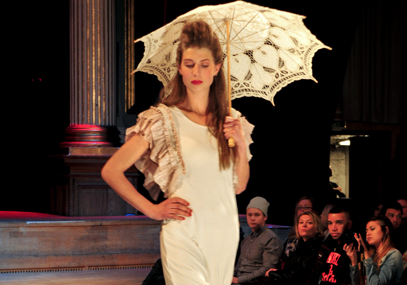 SUZY collection - show Nalen Theater, Stockholm