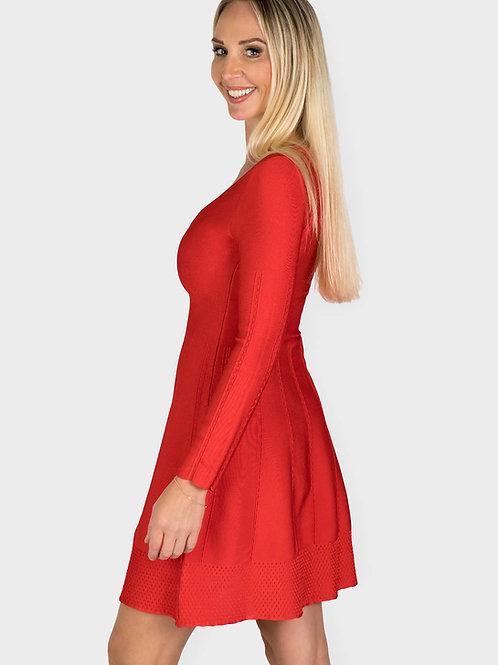 Alva Kjole Rød