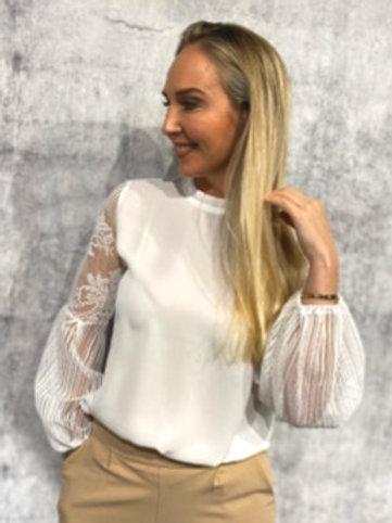 Mille blouse White