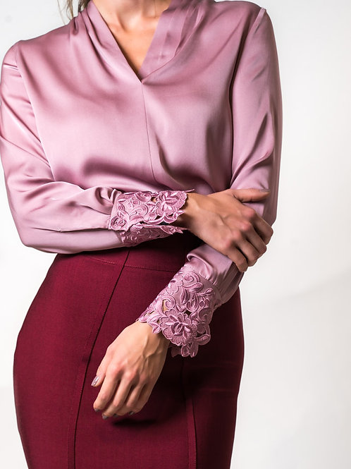 Merilda Silk Blouse