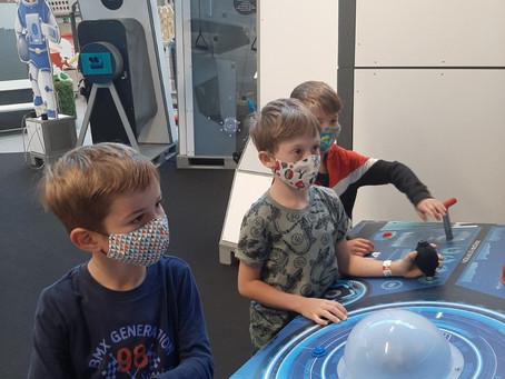 """Der Uhr auf der Spur - Kindermuseum """"frida&fred"""""""
