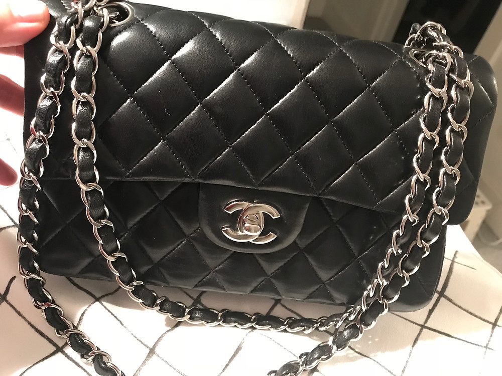 CHANEL, CHANEL CLASSIC FLAP BAG, DESIGNER HANDBAGS