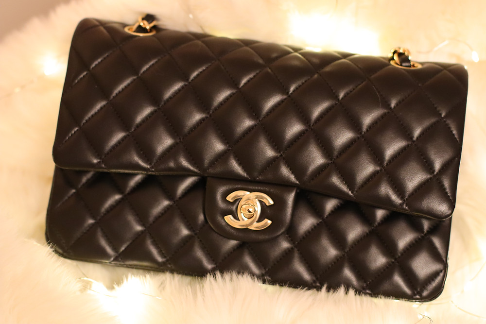 CHANEL FLAP BAG, CHANEL, CHANEL DOUBLE FLAP BAG, DESIGNER HANDBAGS, MADE IN FRANCE